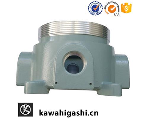 Dalian High Quality CNC Machining
